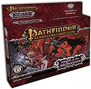Pathfinder Adventure Card Game: Wrath of the Righteous Adventure Deck 3 - Demon