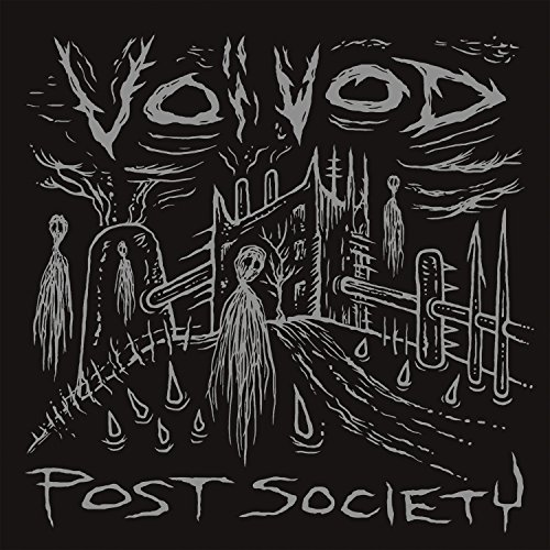 Voivod: Voivod-Post Society-Ep (Audio CD)