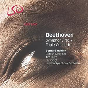 Beethoven - Symphony No 7; Triple Concerto (LSO, Haitink)