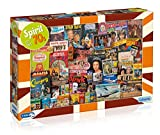 Gibsons Spirit of the 70s Jigsaw Puzzle, 1000 piece