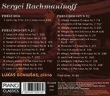 Rachmaninov, Sergueï : Intégrale des Préludes