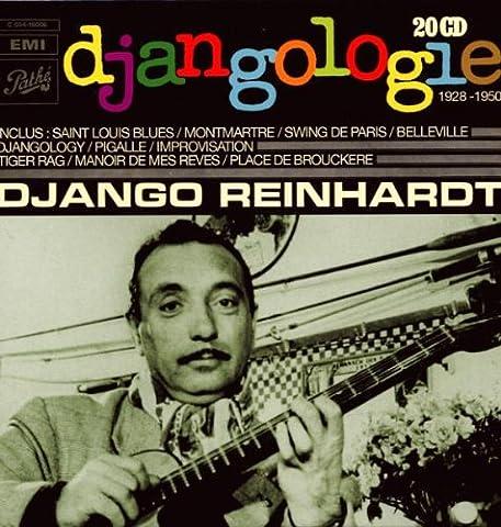 Djangologie 2009 (Intégrale 20 CD)