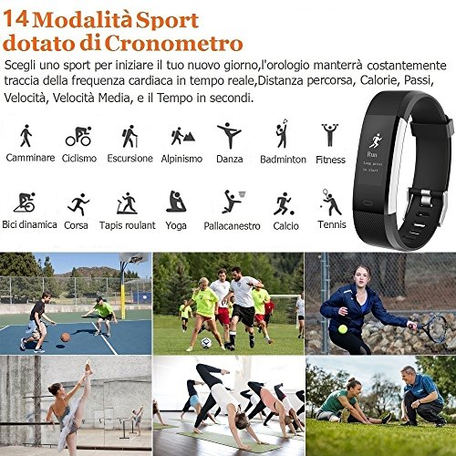 Zoom IMG-2 willful activity tracker sport bracciale