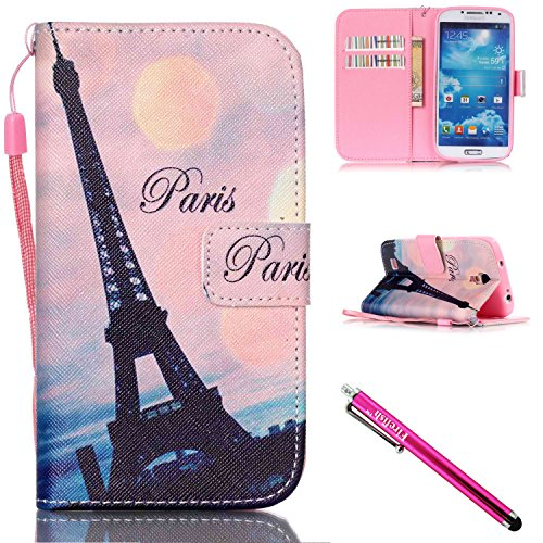 coque-galaxy-s4-firefish-kickstand-flip-folio-wallet-cover-rsistance-aux-chocs-shell-de-protection-a