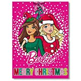 Barbie Adventskalender 75g Schokolade