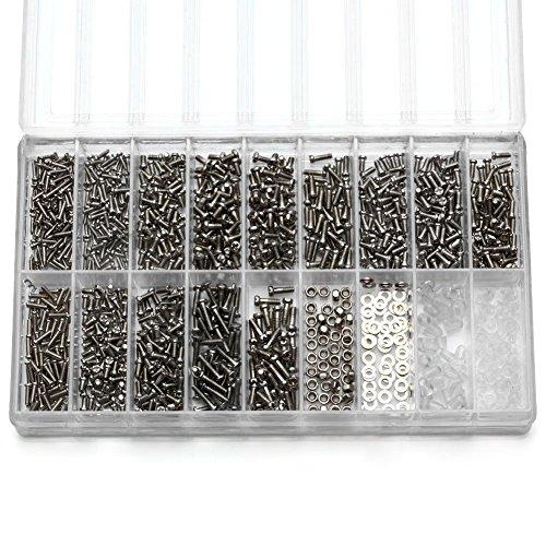 js-direct-1000pcs-glasses-spectacles-watch-tiny-screws-nut-assortment-repair-tool-kit-set