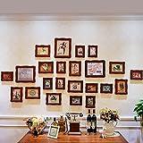 Galleria fotografica X&L Salone di legno solido dellannata foto parete telaio parete parete parete di foto