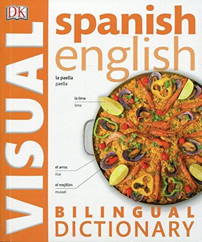 Visual Bilingual Dictionary. Spanish-English (DK Bilingual Dictionaries)