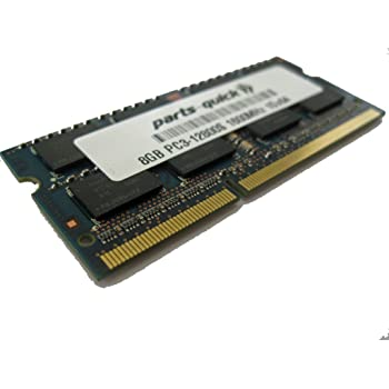8GB DDR3 Laptop Memory Upgrade for Lenovo ThinkPad T430 Notebook PC3-12800S 204 pin 1600MHz SODIMM RAM (PARTS-QUICK BRAND)