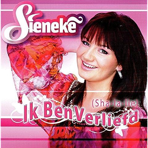 EUROVISION 2010 Pays-Bas : Sieneke - Ik ben verliefd (Sha-la-lie) 2-track CARD SLEEVE - 1) Ik Ben Verliefd (Sha-La-Lie) 2) Ik Ben Verliefd (Sha-La-Lie) (Karaoke Version) - CDSINGLE
