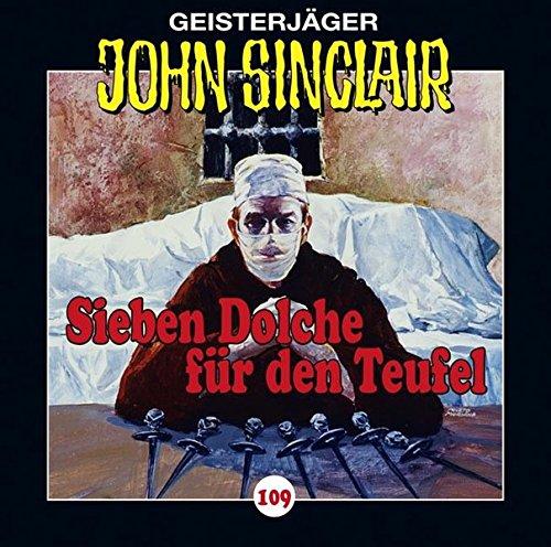 John Sinclair (109) Sieben Dolche für den Teufel - Lübbe Audio 2016