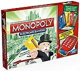 Hasbro Monopoly Electronic Banking Gioco da Tavolo [Versione Italiana]