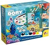 Lisciani Giochi 55296 - Dory Aquarium Make & Colour