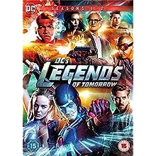 DC Legends of Tomorrow S1-2 [DVD] [2017]