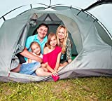 Cpixen Portable Outdoor Camping Tent For 4 People