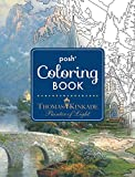 Posh Adult Coloring Book: Thomas Kinkade Designs for Inspira (Posh Coloring Book, Band 14)