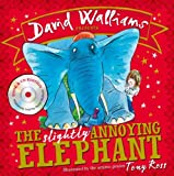 The slightly annoying elephant | Walliams, David (1971-....). Auteur