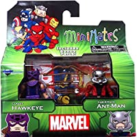Marvel Minimates Best of Series 3: Hawkeye and Ant-Man Mini Figuras
