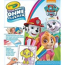 Kit para colorear de la Patrulla Canina de Crayola Color Wonder12796.5100