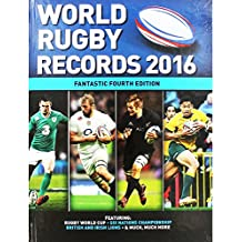 Chris Hawkes Monde Rugby Records 2016