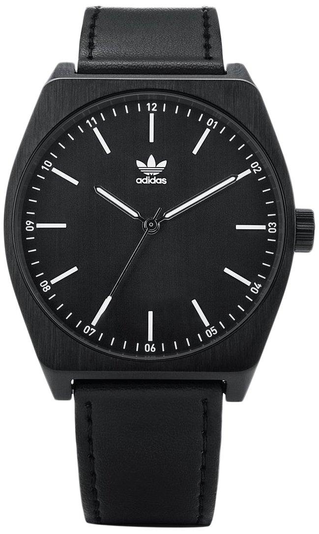 Adidas by Nixon Reloj Analogico para Hombre de Cuarzo con Correa en Cuero