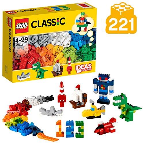 LEGO Classic 10693 - Bausteine-Ergänzungsset, Lernspielzeug