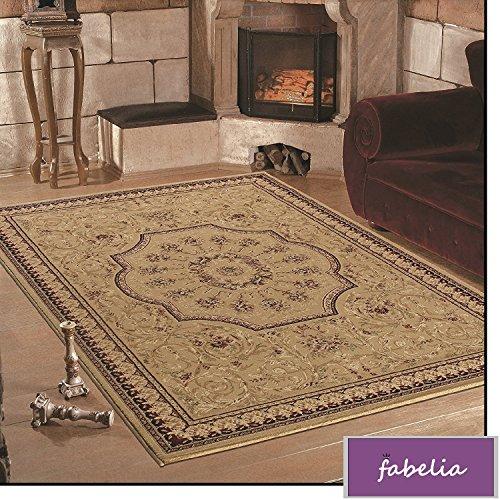 Marseille Schlafzimmer (Orientalischer Teppich Marseille - Klassischer Teppich mit orientalisch-europäischen Designs (300 x 400 cm))