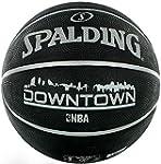 SPALDING NBA Downtown Rubber Outdoor...