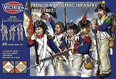 INFANTERIE DE LIGNE FRANCAISE 1804/1807 - Victrix