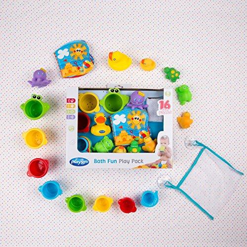 Playgro – Badespielzeug- Geschenkset - 10