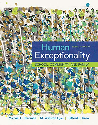 Human Exceptionality: School, Community, and Family (Mindtap Course List) por Michael L. Hardman