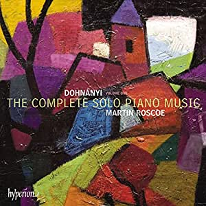 Dohnanyi: The Complete Solo Piano Music (Hyperion: CDA67871)