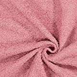 Fabulous Fabrics Frottee – Altrosa — Meterware ab 0,5m