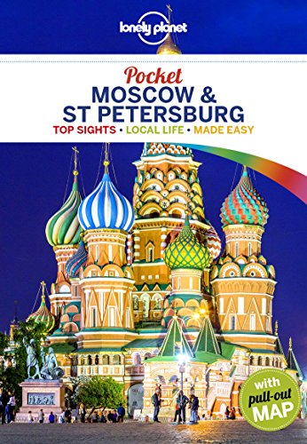 Pocket Moscow & St Petersburg 1 (Pocket Guides) por AA. VV.