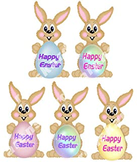 Easter Chick Card Making Toppers Craft Embellishments x 5