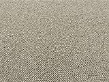 Die HEVO® Berber Naturfaser Kollektion - Afrika Berber Teppichboden in 3 Farben - Inkl. 2% HEVO® Bestellgutschein - 40 Hellgrau