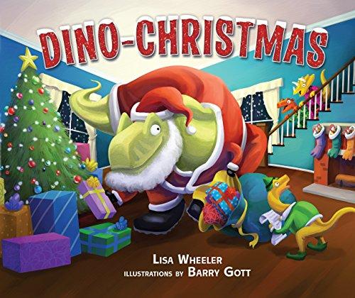 Dino-Christmas (Dino-Holidays) por Lisa Wheeler