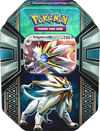 pokmon TCG Legends of Alola Tin Card Game