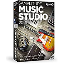 MAGIX Samplitude Music Studio 2016