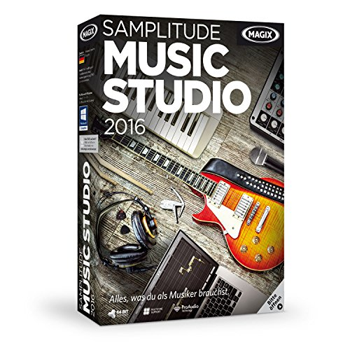 MAGIX Samplitude Music Studio 2016 Test