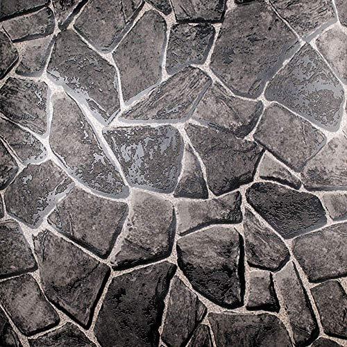 SX1560 Tapete Marmor Tapete Granit Grau/Weiß Roller Küche Arbeitsplatte Möbel Renovierung Dicke Wasserdichte PVC (0,53 * 10 mt) - Rote Granit-arbeitsplatte