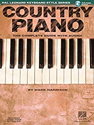 Country Piano: Hal Leonard Keyboard Style Series by Mark Harrison (2004-07-01)