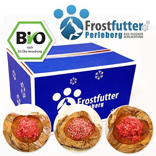 15 Kg Bio - Komplett Paket - Barf & tiefgekühltes Frostfutter für Hunde