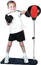 Tickles Boxing Plush Kit Set for Kids(Blue)
