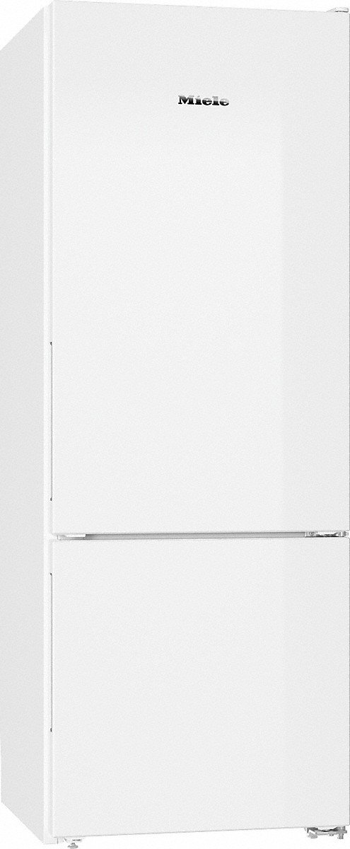 Miele KD 26022 edo Kühl-Gefrier-Kombination / Energieeffizienz A++ / 162,3 cm Höhe / 196 kWh / 55 Liter Gefrierteil / Optimale und wartungsfreie Ausleuchtung des Innenraums mit LED