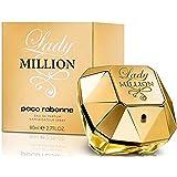 Lady Million by Paco Rabanne Eau de Parfum Spray 2.7 Fl Oz (Women) Pack Of 1