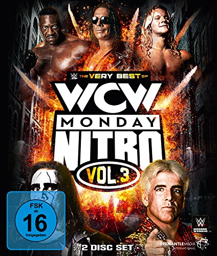 The Very Best of WCW Nitro, Vol. 3 [Blu-ray]
