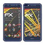 atFolix Schutzfolie kompatibel mit Hisense A2 Pro Bildschirmschutzfolie, HD-Entspiegelung FX Folie (3er Set)