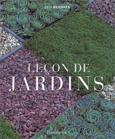 Leçon de jardins par John Brookes