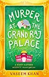 Murder at the Grand Raj Palace: Baby Ganesh Agency Book 4